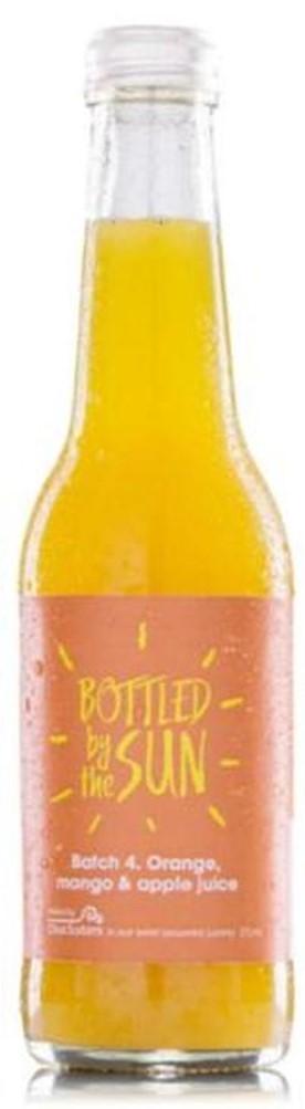 Chia Sisters Bottled By The Sun Orange Mango & Apple 275ml