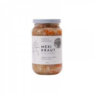 Forage & Ferment Mexi Kraut 390g