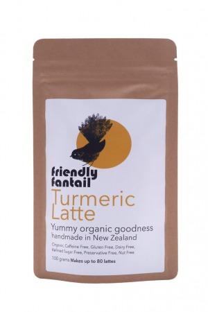 Friendly Fantail Turmeric Latte 100g