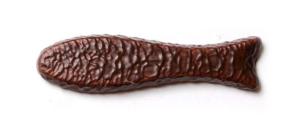 Heavensent Giant Strawberry Chocolate Fish 50g