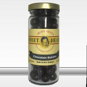 Heavensent Chocolate Raisins 180g