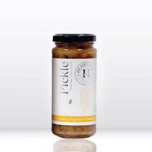 Heavensent Mustard Pickle 220g