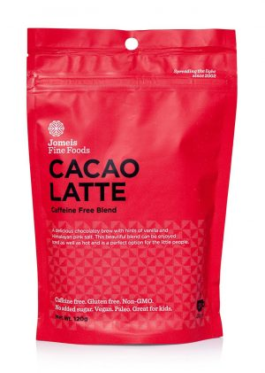 Jomeis Fine Foods Cacao Latte 100g