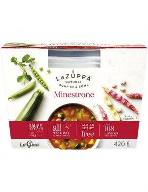 La Zuppa Minestrone Bowl 420g
