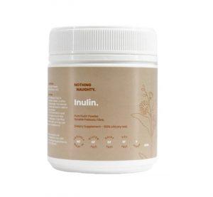 Nothing Naughty Inulin Pre-biotic Fiber 250g
