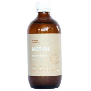 Nothing Naughty MCT Oil 500g