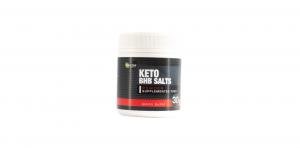 Nothing Naughty Proactive Keto Salts - Wild Berry 300g