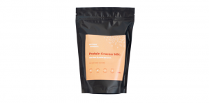 Nothing Naughty Protein Cracker Mix 500g