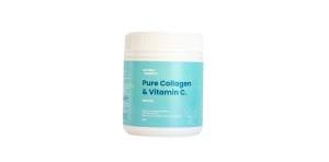 Nothing Naughty Pure Collagen & Vit C - Natural 150g