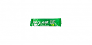 Nothing Naughty Request Low Carb Bar - Mint 40g