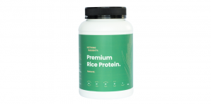 Nothing Naughty Rice Protein - Unflavored 1kg