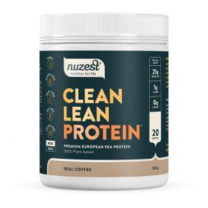 Nuzest Clean Lean Protein - Coffee 500g