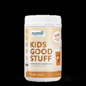 Nuzest Kids Good Stuff - Vanilla Caramel 225g