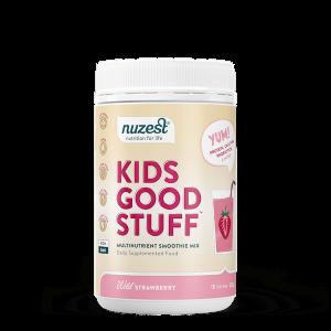 Nuzest Kids Good Stuff - Wild Strawberry 225g