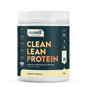 Nuzest Clean Lean Protein - Smooth Vanilla 500g