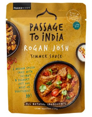 Passage to India Rogan Josh 375g