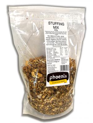 Phoenix Stuffing Mix 450g