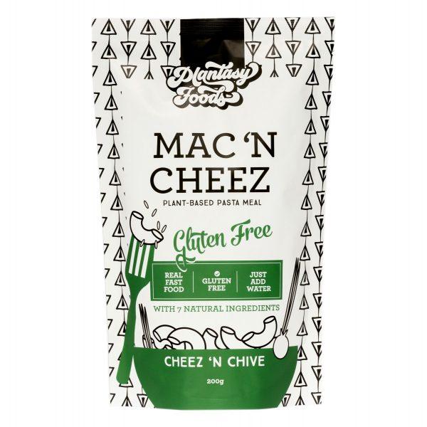 Plantasy Foods Mac N Cheez Cheez N Chives 200g