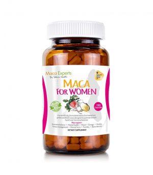 Seleno Health Maca for Women 150 caps