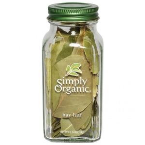 Simply Organic - Bay Leaf 4g
