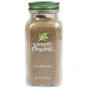Simply Organic - Cardamom 80g