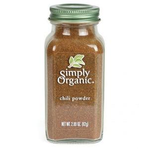 Simply Organic - Chilli Powder 82g