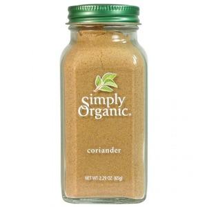 Simply Organic - Coriander 65g