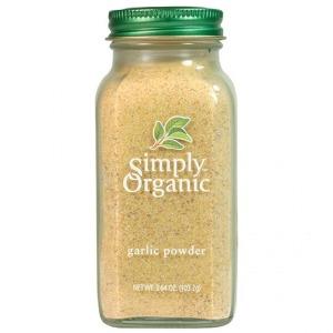 Simply Organic - Garlic Powder 103g