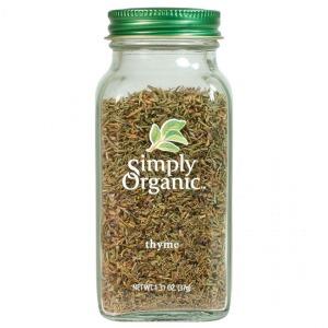 Simply Organic - Thyme 22g