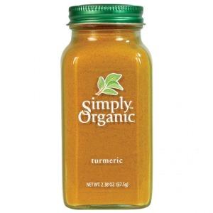 Simply Organic - Turmeric 67g
