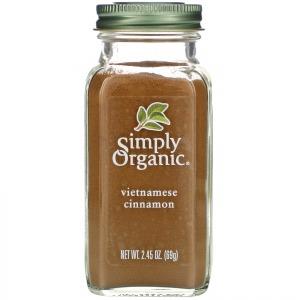 Simply Organic - Vietnamese Cinnamon 69g