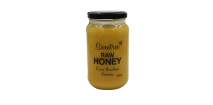 Sweetree Raw Honey - Four Brothers Reserve 500g