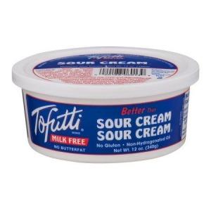 Tofutti Better than Sour Cream 340g
