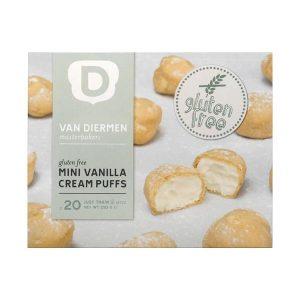 Van Diermen Mini Cream Puffs 250g