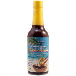 Coconut Secret Garlic Sauce 296ml