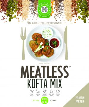 Heavensent Meatless Kofta Mix 220g