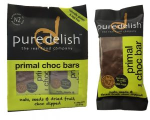 Pure Delish Primal Choc Bar 68g