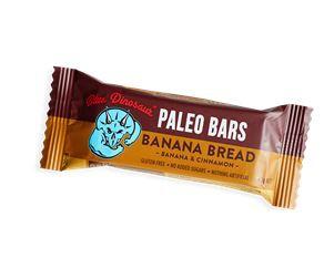 Blue Dinosaur Paleo Bar - Banana Bread 45g