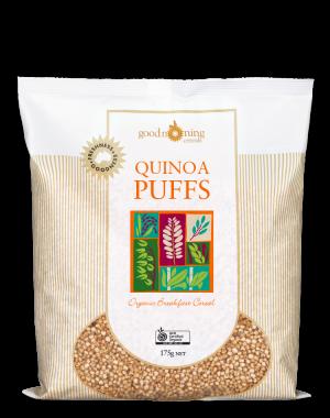 Good Morning Quinoa Puffs 175g