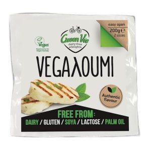 Green Vie Vegaloumi 200g