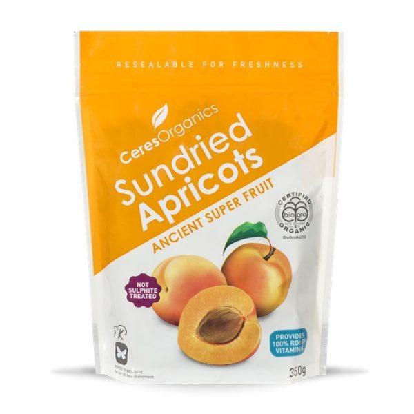Ceres Organics Sundried Apricots 350g