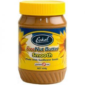 Eskal FreeNut Butter Smooth 450g