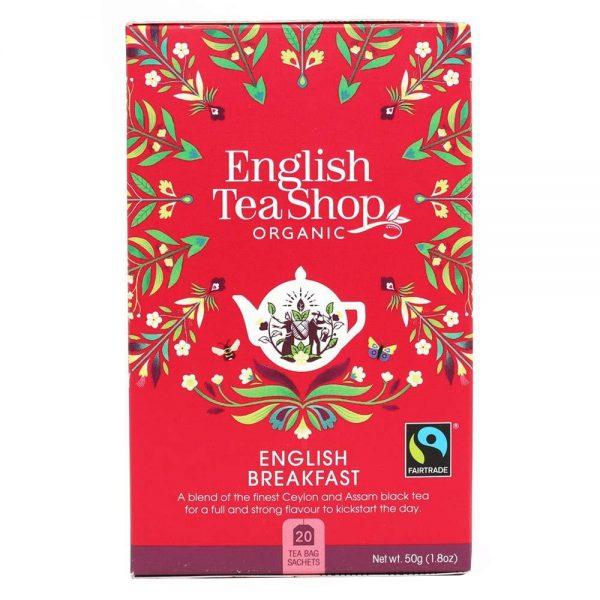 English Tea Shop - English Breakfast 50g