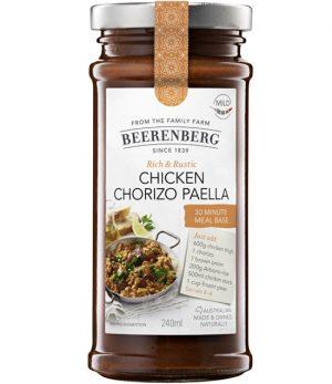 Beerenberg Chicken Paella Meal Base 240ml