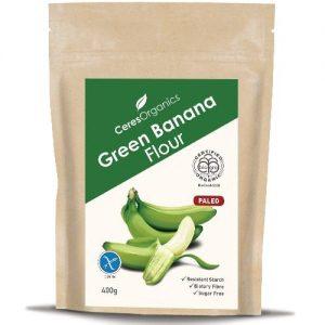 Ceres Organics Green Banana Flour 250g