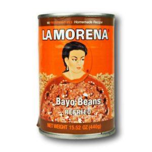 Lamorena Bayo Beans Refried 440g