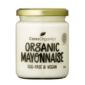 Ceres Organics Egg Free/Vegan Mayonnaise 235g
