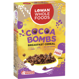 Lowan Cocoa Bombs 350g