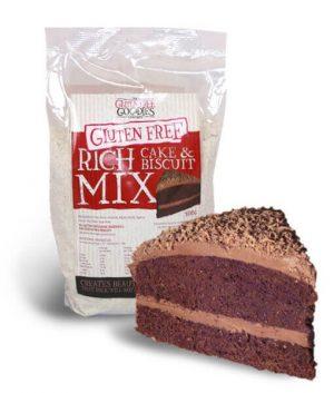 GF Goodies Rich Cake & Biscuit Mix 500g