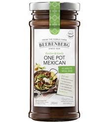 Beerenberg One Pot Mexican Meal Base 240ml